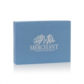 Bespoke Luxury Gift Boxes with Magnetic Close Lids Ref. Merchant