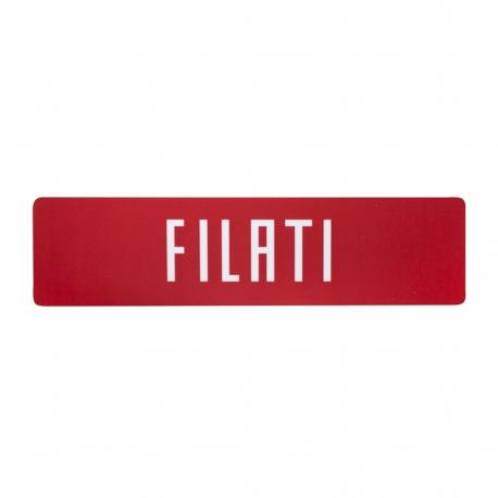 Luxury Bespoke Printed Stickers Ref Filati