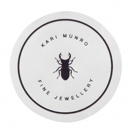 Printed bespoke Stickers Ref Kari Munro