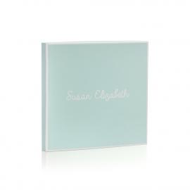 Luxury Bespoke Printed Scarf Box Ref Susan Elizabeth