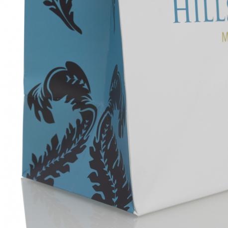 Bespoke Luxury Printed Carrier Bag ref HBD