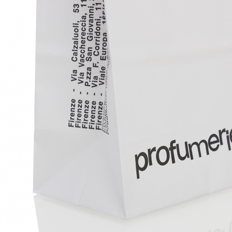 Bespoke Printed Perfume Bag Ref Estee Lauder