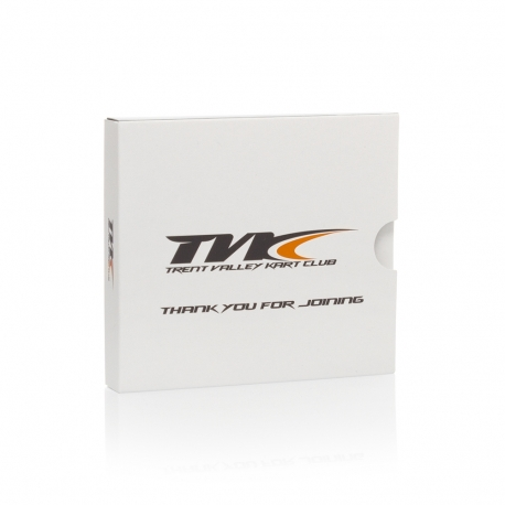 Luxury Bespoke Memebership Card Box Ref TVKC