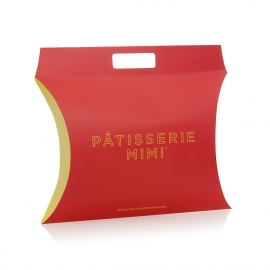 Large Printed Pillow Boxes Ref Patisserie Mimi