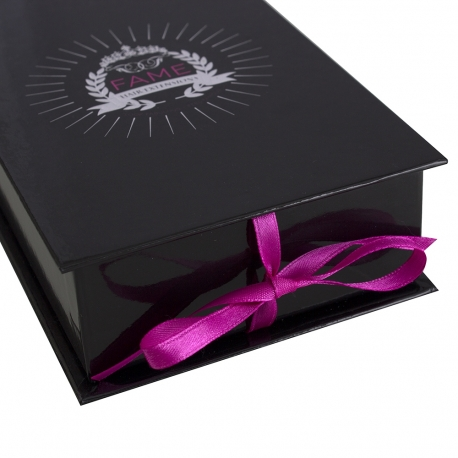 Custom Printed Fame Hair Extension Boxes