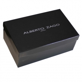 Printed Shoe Boxes With Gloss Finish – Ref. Alberto Zago