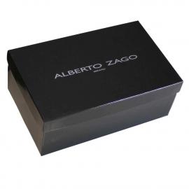 Printed Shoe Boxes With Gloss Finish – Ref. Alberto Zago