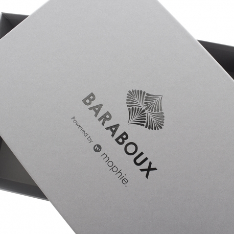 Two Piece Luxury Card Handbag box ref Baraboux
