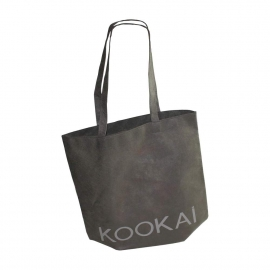 Printed Cotton Bags - Eco Bags With Shoulder Length Handles - Ref. Kookai