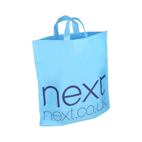 Flexi Loop Handle Carrier Bags Next