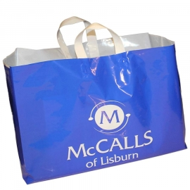 Printed Large LDPE Flexi Loop Bags - Ref. McCalls