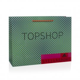 Full Color Fashion Retail Rope Bag ref. Topshop