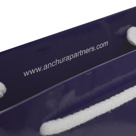 Luxury Rope handle paper bags ref Anchura