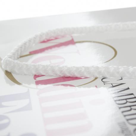 Luxury Gloss Rope Handle Bags - Ref Cambridge Magazine