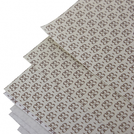 Printed Wrapping Paper - Ref. Buxmead
