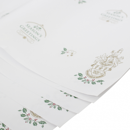 Printed wrapping paper - Ref. Goodwin