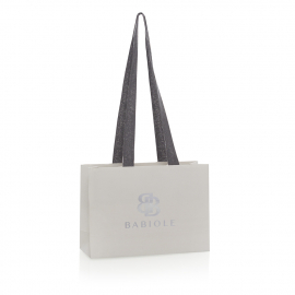Luxury Ribbon Handle Paper Bags - Ref. Babiole
