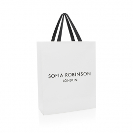 Luxury Ribbon Handle Paper Bags - Ref. Sofia Robinson