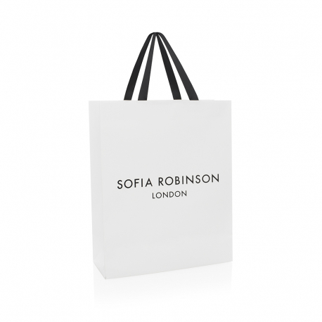 431a45a4833 Luxury Ribbon Handle Paper Bags - Ref. Sofia Robinson