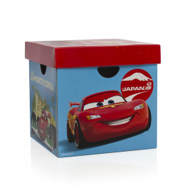 Full Colour Large Storage Boxes ref. Cars