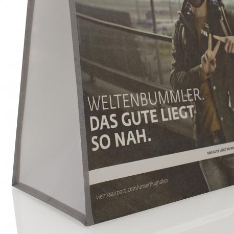 Non-Woven Polypropylene Bag - Ref. Vienna Airport