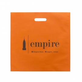 Die Cut Non-Woven Polypropylene Bag - Ref. Empire