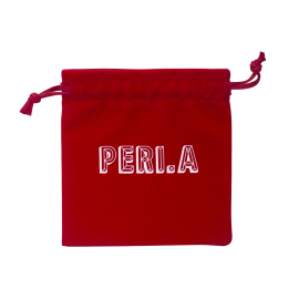 Printed Velvet Pouches Bags for Life Ref Peri