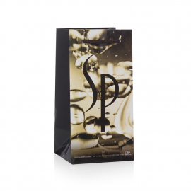 Luxury Gloss Rope Handle Paper Bags Ref. SP
