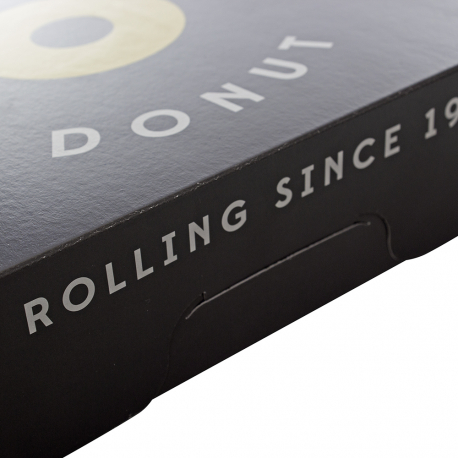 Rolling Donut Boxes
