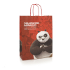 Full Colour Twisted Handle Carrier Bag – Ref. DreamWorks Animation – Kung Fu Panda