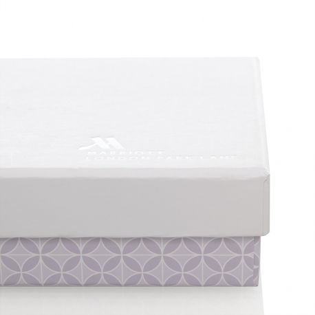 250x Rigid Card Gift Boxes - Marriott