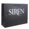 Brown Kraft Paper Carrier Bags - Ref. Siren