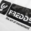 Printed Plastic Carrier Bag Ref Freddy