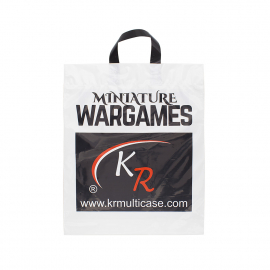 Printed Plastic Carrier Bag Ref Miniature War Games