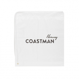 Printed Plastic Drawstring Bag Ref Coastman