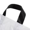 Printed Flexi-Loop Handle Carrier Bag Ref Anne Furbank