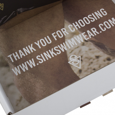 Printed Mailing Boxes Ref Sink Swimwear