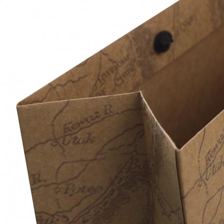 Custom Rope Handle Paper Bags ref. Gandys