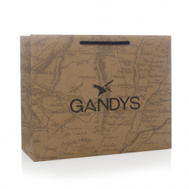 Custom Rope Handle Paper Bags Ref Gandys