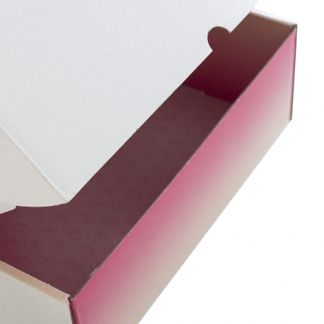 Printed Corrugated Mailing Boxes ref Infinite Mommy