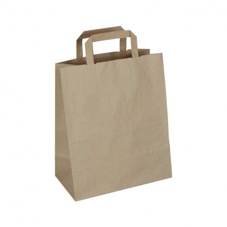 Brown Paper Sandwich Bags Paper Take Away Bags