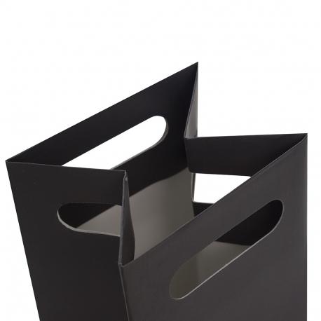 Custom Die Cut Handle Bag ref. Heathrow