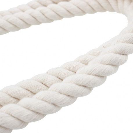 Corded Cotton Handle
