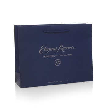 Printed luxury paper bags